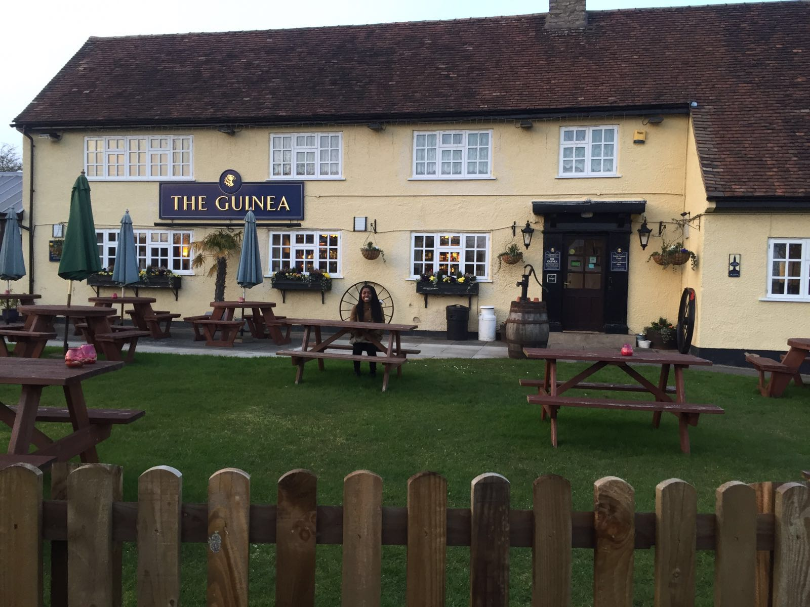 So what have i been up to overnight trip at moggerhanger park hotel the guinea was actually the cutest little country pub it felt authentic and homely i dont think my descriptions will give it full justice though publicscrutiny Image collections